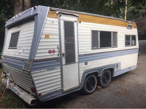 20ft vanguard trailer