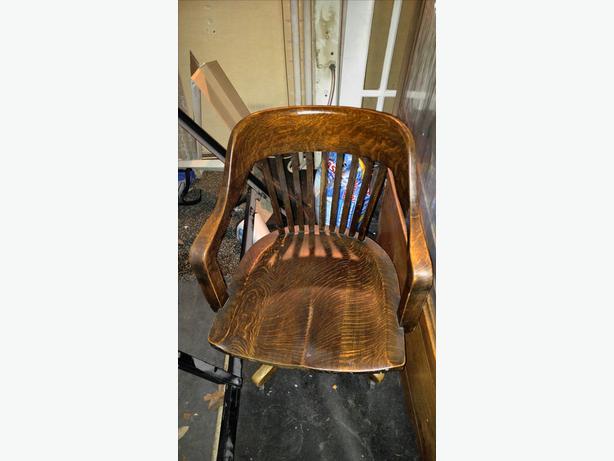 Door, Light fixture, Chair
