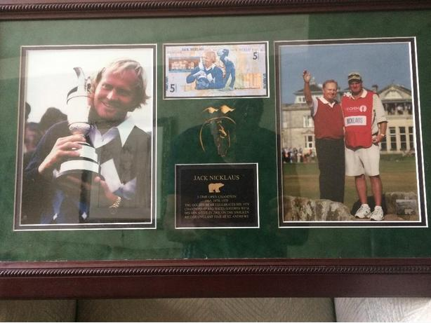 "Jack Nicklaus ""The Golden Bear"""