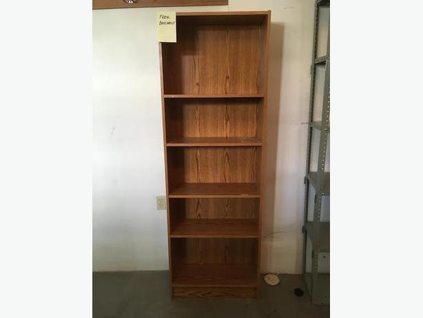 """Bookcase 6' x 2' x 9 1/2"""""""