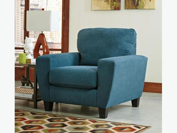 Ashley Sagen Armchair - Mid Century Modern