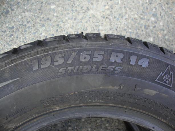 4 Michelin winter tires