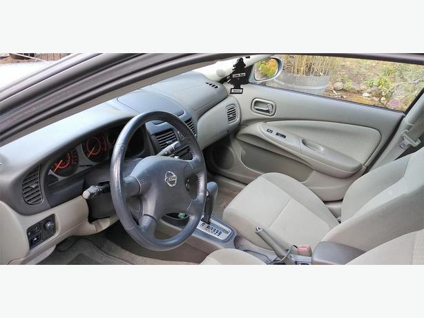 Nissan Sentra SE-R 2003 47,000 KM