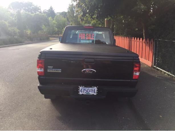 2008 Ford Ranger Extended Cab