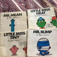 Mr. Men books. Vintage and current by Roger Hargreaves