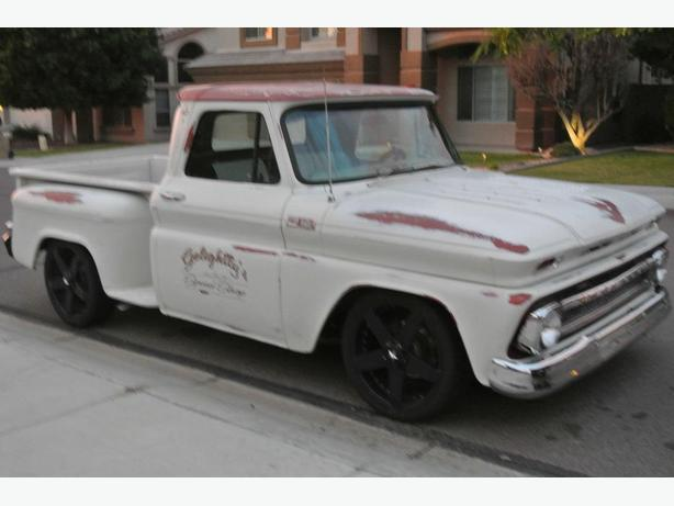 WANTED: WANTED: 60-66 Chevrolet C-10, C/K step side, or fleet side pickup