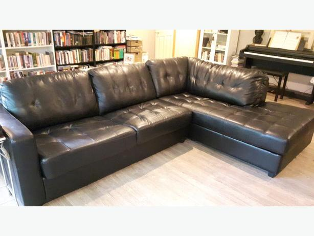 Sectional with Lounger