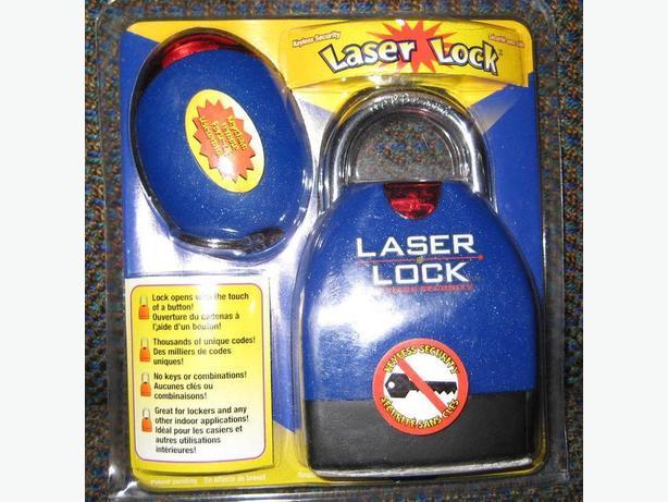 ★ LASER LOCK Paddle Lock ★