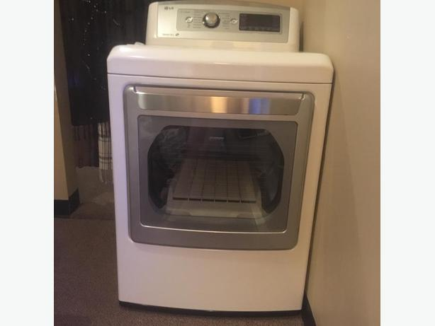 Brand New LG Dryer with Dry Clean Settings