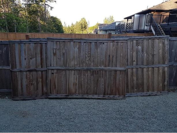 6ft privacy fence panels