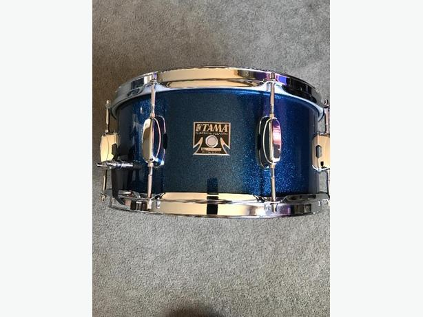 immaculate Tama maple snare!!!