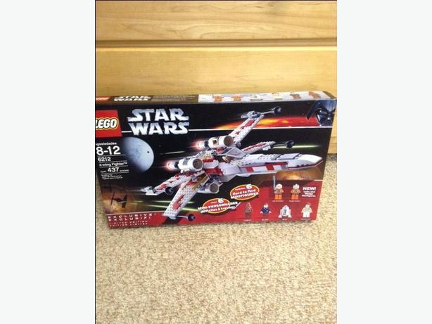 LEGO Star Wars - New Sealed - X-Wing Fighter 6212