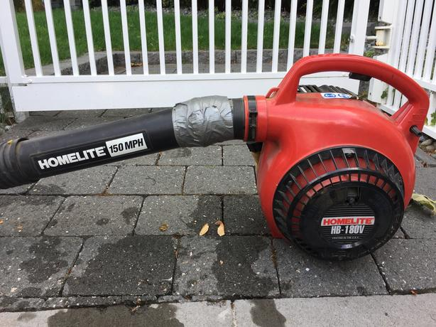 Gas Blower for sale