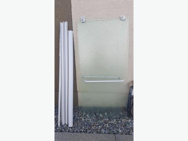 FREE: Sliding Glass Shower Door Kit