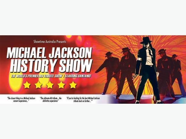 MICHAEL JACKSON HISTORY SHOW - 3 Tix - $150 - Thursday July 20 (Royal Theatre)