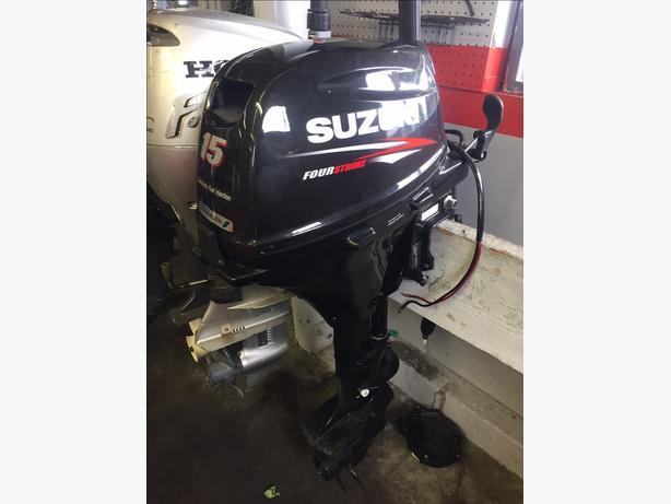 2013 Suzuki DF15A