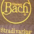 ★ Trombone Travel Hard Case Vincent Bach , 9.5 Bell ★