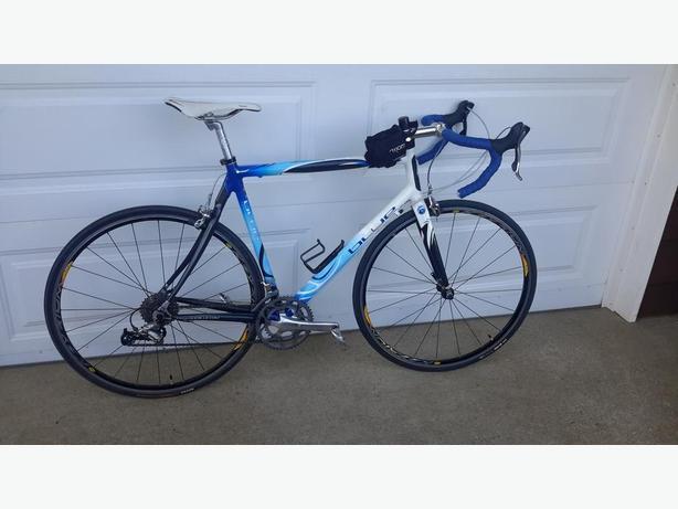 Blue Competition RC4 58cm