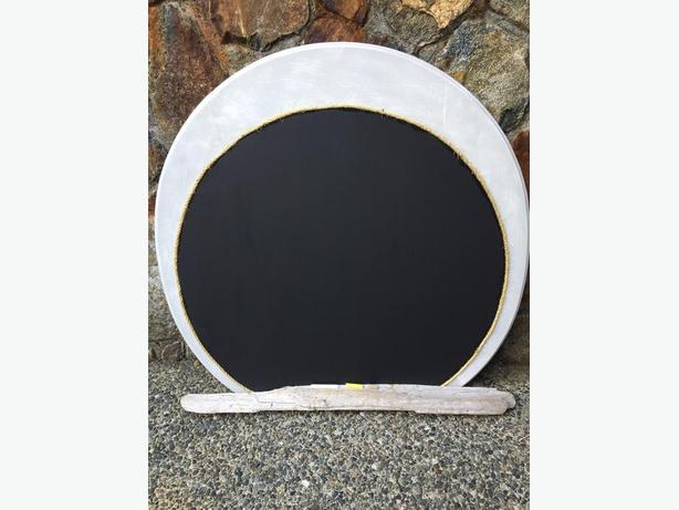 REDUCED to $35! Chalk Board- BEACH STYLE!