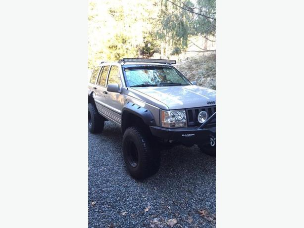 FOR TRADE: 1995 Jeep Grand Cherokee