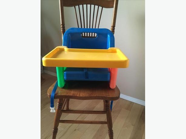 Portable child seat