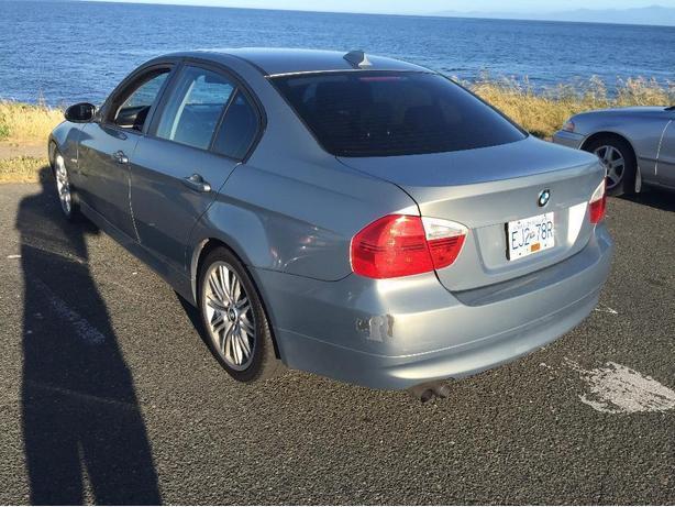 2006 323i BMW