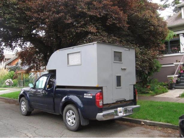 Home Build Camper