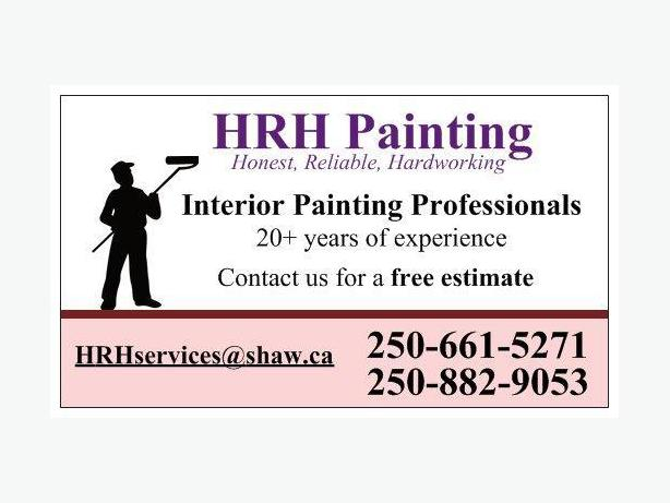 HRH Painting services