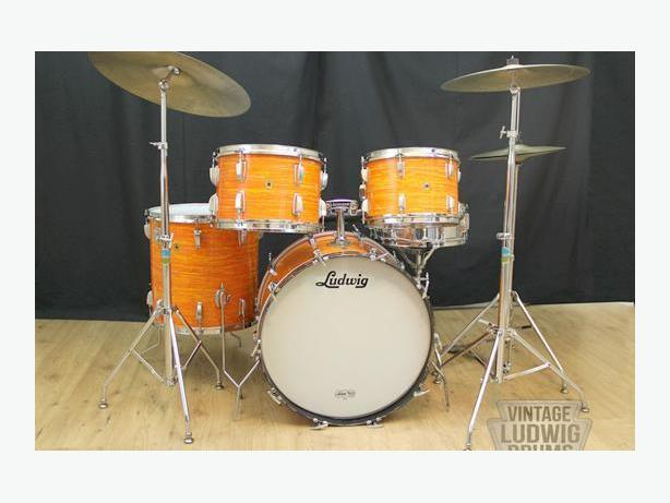 Wanted Ludwig drums