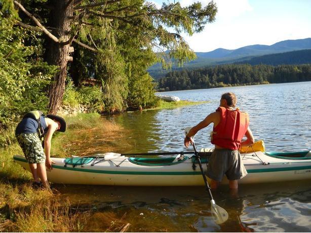 21 ft Seaward Southwind Double Kayak  $1600 O.B.O