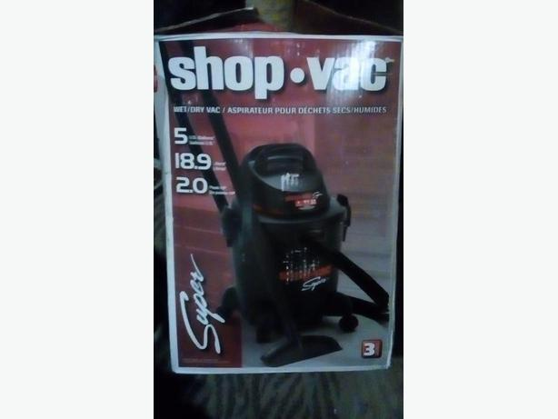 5gallon wet/dry Shop vac