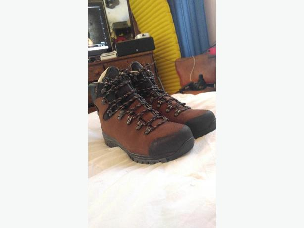 Mammut Brecon boots 10/43