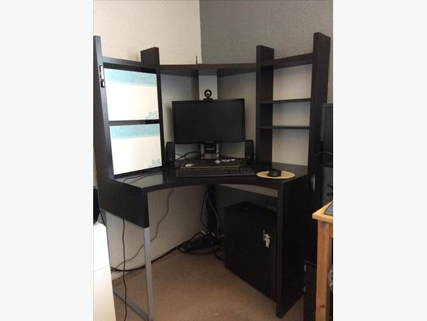 Corner Desk, IKEA