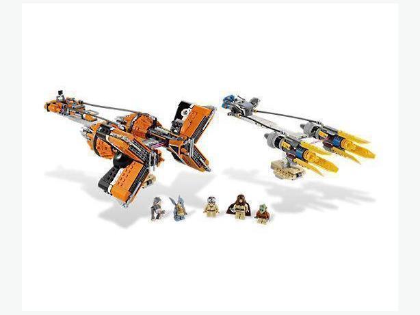 LEGO STAR WARS - Podracers 7962