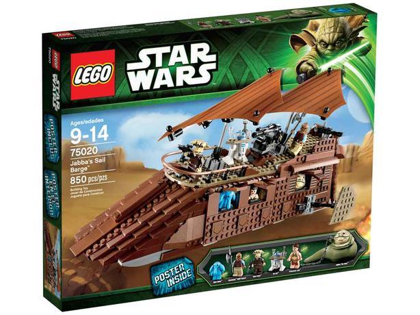 LEGO STAR WARS - #75020 Jabba's Sail Barge