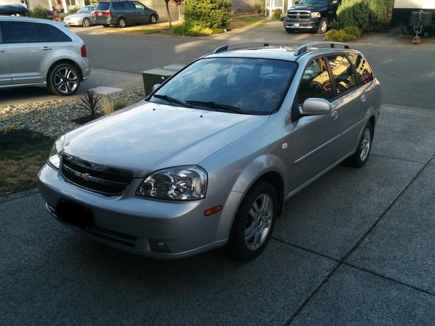 2006 Chevrolet Optra Wagon LT (Low KMs)