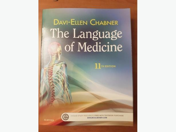 Language of medicine 11th edition by
