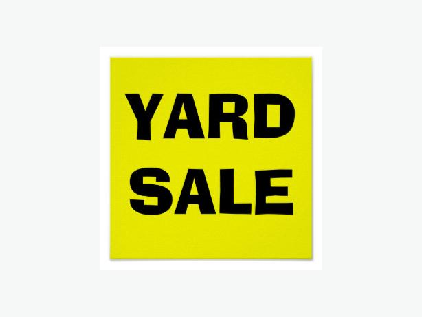 STARFLEET group Yard Sale!