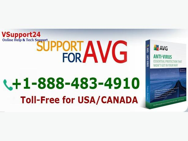 Reach us @ 1-888-483-4910 for AVG Uninstall Support Service