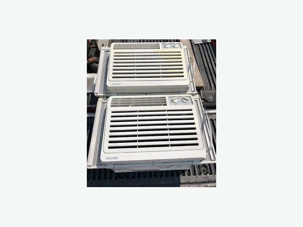 Two Danby Diplomat Window Air Conditioners