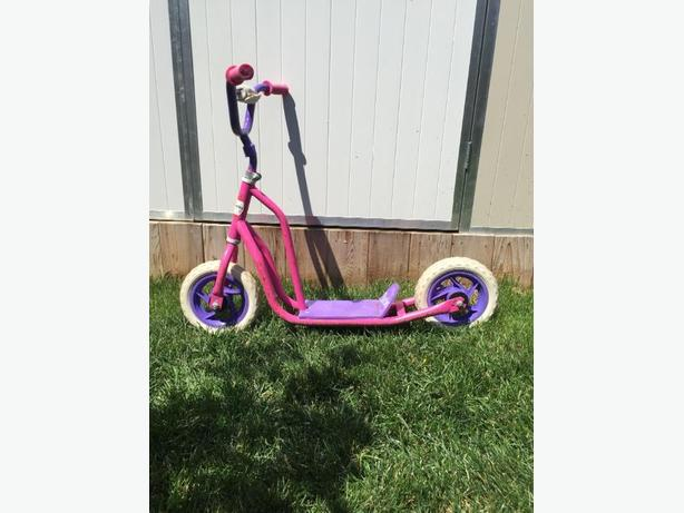 Barbie Two-Wheeled Scooter
