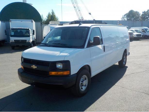 2016 Chevrolet Express 2500 Extended Cargo Van