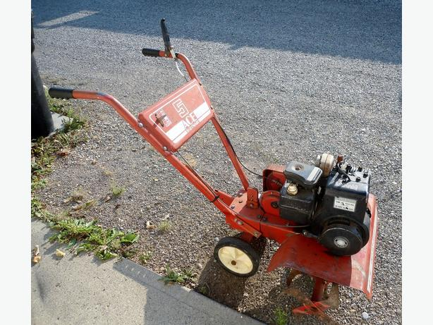 ACE HARDWARE 5 HP ROTOTILLER