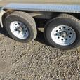 2017 BW Trail 82X20 Aluminum Equipment Trailer HH4046