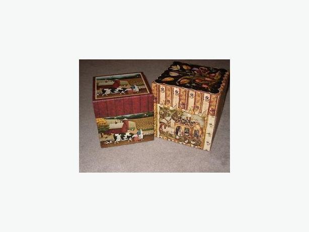 box  trinket storage decoration