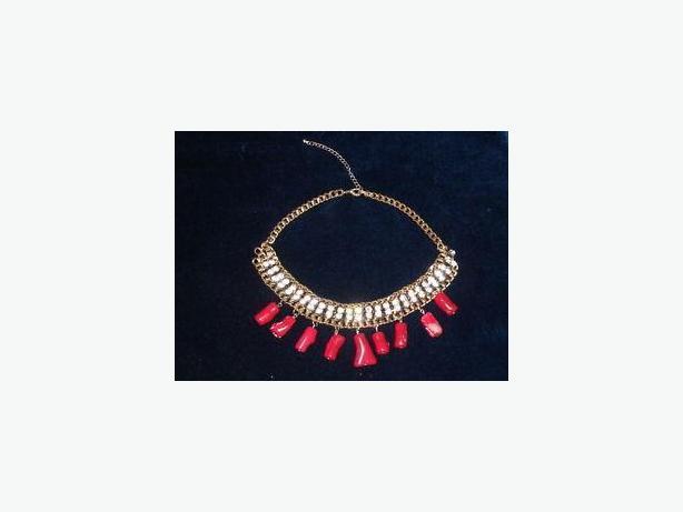 necklace DCK , X Expression