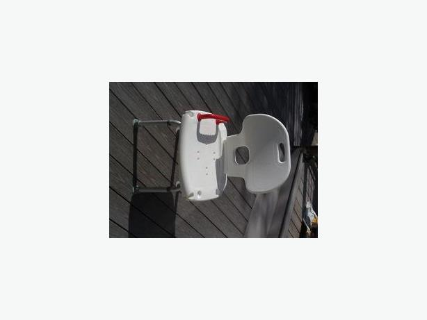 safety chair -tub or shower
