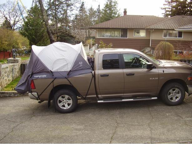 Truck Tent C&ing & Truck Tent Camping Saanich Victoria