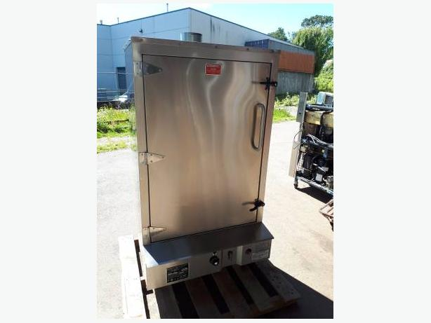 Master Range Commercial Smoker ( Natural Gas )