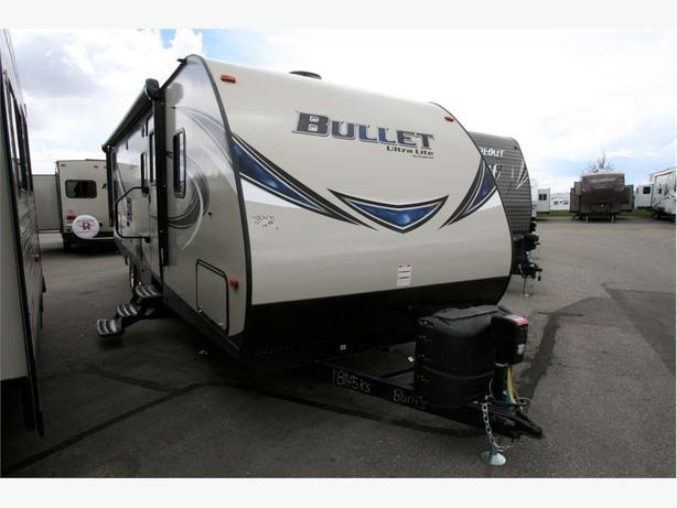 2018 KEYSTONE RV BULLET TT 272BHS